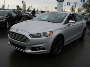 2014 Ford Fusion SE, 1.5L I4, 202A, Luxury Package, Moonroof, 18