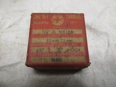 Geometric Die Head Chasers For 34 D Ds Dsa M15 X .75
