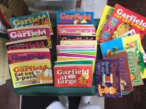 Garfield Comic Book Collection