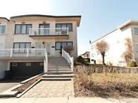 Beautiful 71/2 for rent in the heart of chomedey.