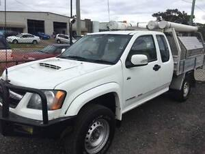 2012 HOLDEN COLORADO (SPACE CAB) 4X4 3.0 TURBO DIESEL Rochedale South Brisbane South East Preview