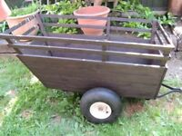 Trailer Farm / Small holding (Now Reduced price to £60)