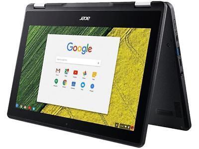 Acer Grade A R751T-C4XP Spin Chromebook Intel Celeron N3350 (1.1 GHz) 4 GB Memor