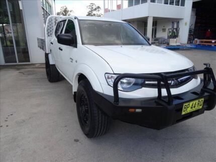 From $94p/w ON FINANCE* 2010 Mitsubishi Triton Ute Blacktown Blacktown Area Preview