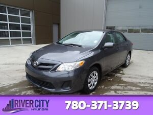2013 Toyota Corolla S Sunroof,  Bluetooth,  A/C,