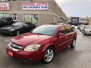 2010 Chevrolet Cobalt SUNROOF-AUTOMATIC-REMOTE STARTER