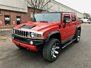 2008 HUMMER H2 SUT, NAV, SUNROOF, GREAT CONDITION