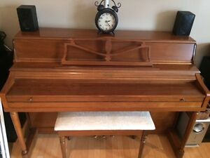 Mason and Risch piano in very good condition