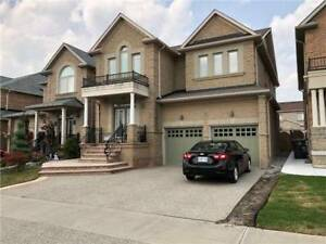 Beautiful Detached Home In High Demand Gore & Castlemore Area