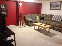 Furnished rental - available immediately