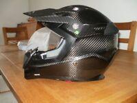 Stealth D1 X-Pro Carbon Helmet