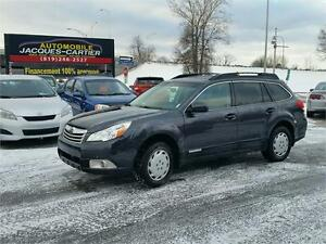 2011 Subaru Outback Limited Navigation