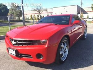 """2010 Chevrolet Camaro LS Coupe 3.6L V6 6-Speed Automatic 20"""" Whe"""