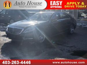 2015 MERCEDES-BENZ S-CLASS S550 NAVIGATION BACKUP CAMERA LOW KMS