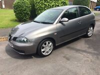 2006 Seat Ibiza 1.4 nice car cheap drives very well