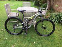 Specialized Camber 29er 2014 Mountain Bike Medium frame