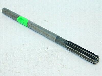 Used Wb Usa Straight Shank Hss Step Reamer .490 X .501 High Speed Steel