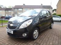 2011 Chevrolet Spark 1.0 Ls 5dr £30 a year road tax Years MOT