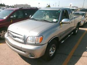 2003 Toyota Tundra 4X4 EXTENDED CAB.