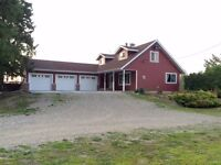 Idyllic 40 acres with home and subdivided property