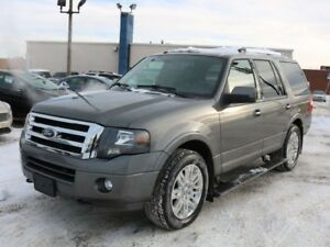 2013 Ford Expedition LIMITED, 301A, 5.4L V8, 4X4, SYNC, NAV, REA