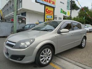 2007 Holden Astra AH MY07 CDTi Silver 6 Speed Automatic Hatchback Southport Gold Coast City Preview