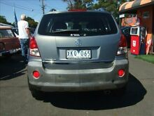 2009 Holden Captiva CG MY10 5 (4x4) 5 Speed Automatic Wagon Frankston Frankston Area Preview