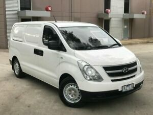 2014 Hyundai iLOAD TQ2-V MY14 White 5 Speed Automatic Van Mill Park Whittlesea Area Preview