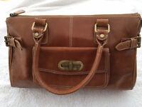 Oasis Leather Handbag