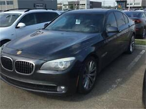 2009 BMW 750i *LEATHER,NAVIGATION,NO ACCIDENTS,TECH PKG!!!*