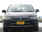 2012 Mitsubishi Lancer CJ MY13 LX Sportback Blue 6 Speed Constant Variable Hatchback Cheltenham Charles Sturt Area Preview