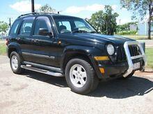 2007 Jeep Cherokee KJ MY2006 Sport Black Automatic Wagon Holtze Litchfield Area Preview