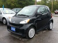 2008 Smart fortwo Pure..cert&etested