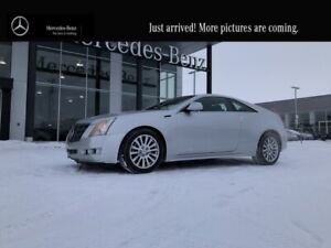 2011 Cadillac CTS Coupe Performance, Leather Heated Seats CAM