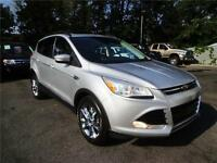 2013 Ford Escape SEL AWD 2.0L ECOBOOST W/NAVIGATION+CUIR+TOIT