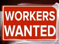 Looking for Construction Workers * Labourer * Handymen * Required