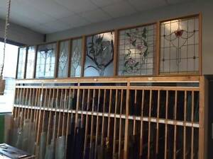 Leadlight Business Closing Down Moorabbin Kingston Area Preview