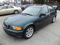 1999 BMW 3 SERIES 328i*SUNROOF*BEAUTIFUL LEATHER INTERIOR*