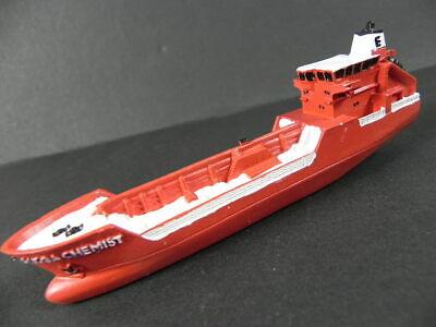Schiff Modell Chemietanker Alcoa Chemist,12,5 cm Polyresin,Tanker