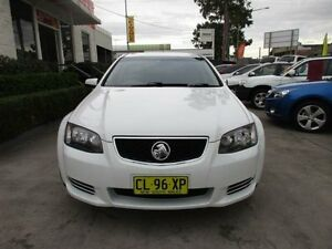 2013 Holden Commodore VE II MY12.5 Omega White Auto Sports Mode Wagon North Parramatta Parramatta Area Preview