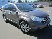 2010 Honda CR-V RE MY2010 Limited Edition 4WD Urban Titanium 5 Speed Automatic Wagon St Marys Mitcham Area Preview