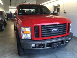 2008 Ford Super Duty F-350 SRW FX4/DIESEL/TRAILER BRAKE CONTROLL