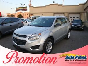 Chevrolet Equinox 2016 -AWD-Cruise-Blueth-TtElec-Air- a vendre