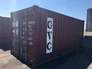 ** 6m USED Shipping Container ** Bolwarra Maitland Area Preview