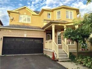 Bur Oak/9th Line Markham 3 br detached for lease $2180