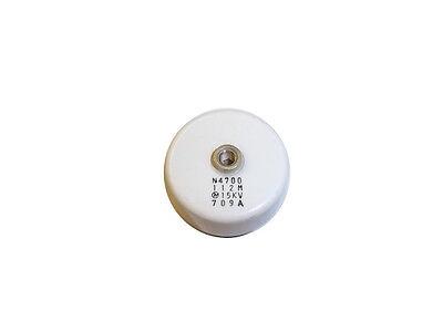 Murata 1100pf 15kv N4700 Ceramic Doorknob Capacitor