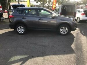2013 Toyota RAV4 ZSA42R GX (2WD) Grey Continuous Variable Wagon Sutherland Sutherland Area Preview