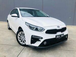 2019 Kia Cerato BD MY20 S White 6 Speed Sports Automatic Sedan Berwick Casey Area Preview