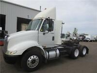 2009 INTERNATIONAL 8600 DAY CAB TRACTOR
