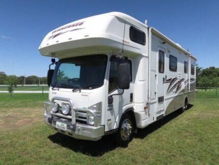 2011 Winnebago Longreach C3136SL  – 5 STAR LUXURY ON WHEELS!!! Glendenning Blacktown Area Preview